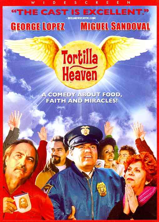 TORTILLA HEAVEN BY LOPEZ,GEORGE (DVD)