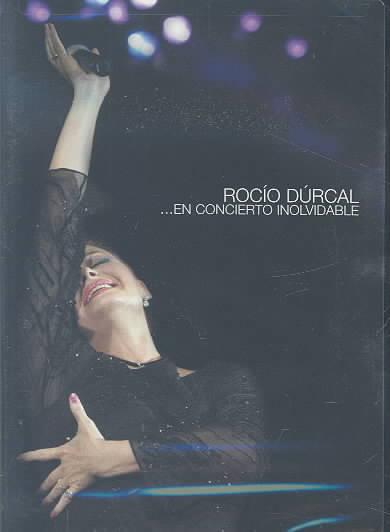 ROCIO DURCAL EN CONCIERTO INOLVIDABLE BY DURCAL,ROCIO (DVD)