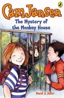 Cam Jansen and the Mystery at the Monkey House By Adler, David A./ Natti, Susanna (ILT)