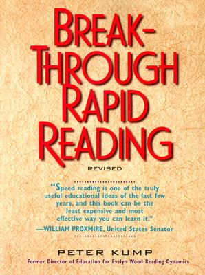 Break-Through Rapid Reading By Kump, Peter