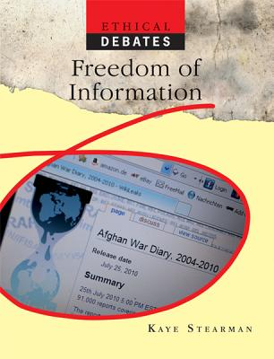 Freedom of Information By Stearman, Kaye